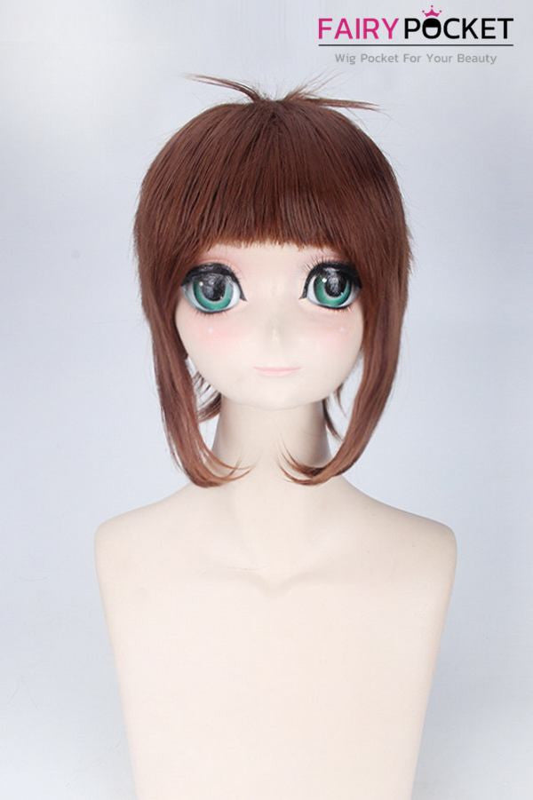 "Say ""I love you"" Mei Tachibana Anime Cosplay Wig"
