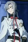 Seraph of the End Ferid Bathory Cosplay Wig