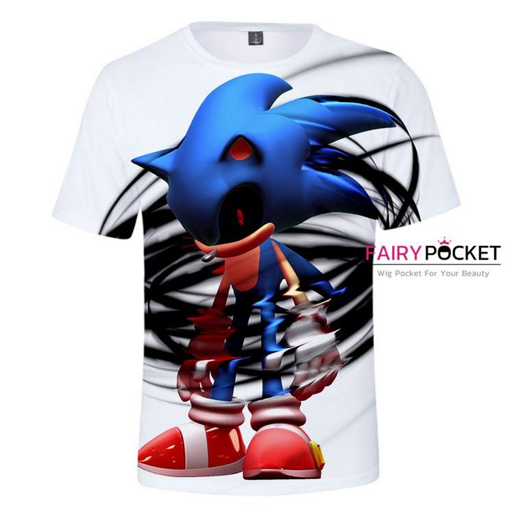 Sonic the Hedgehog T-Shirt - B