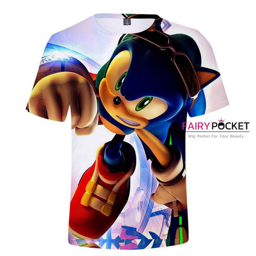 Sonic the Hedgehog T-Shirt - G