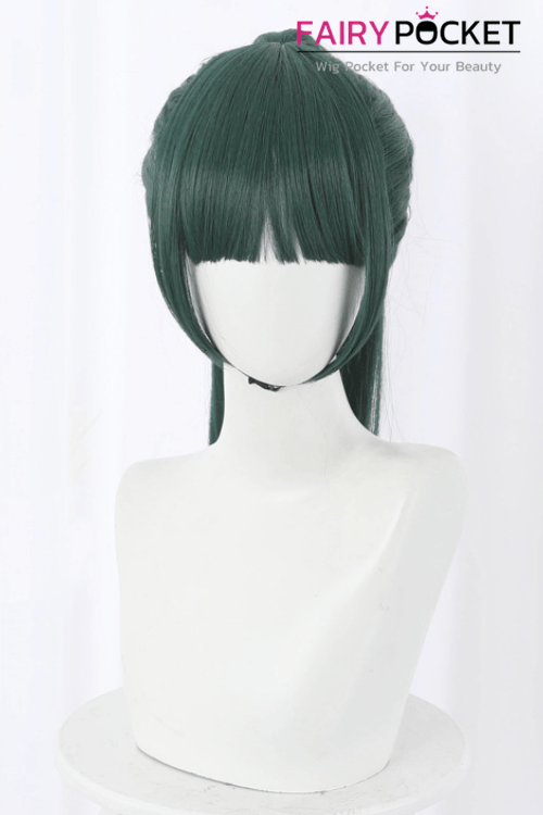 Sorcery Fight Maki Zenin Cosplay Wig
