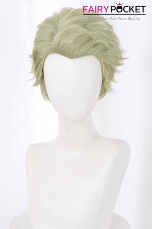 Sorcery Fight Nanami Kento Cosplay Wig