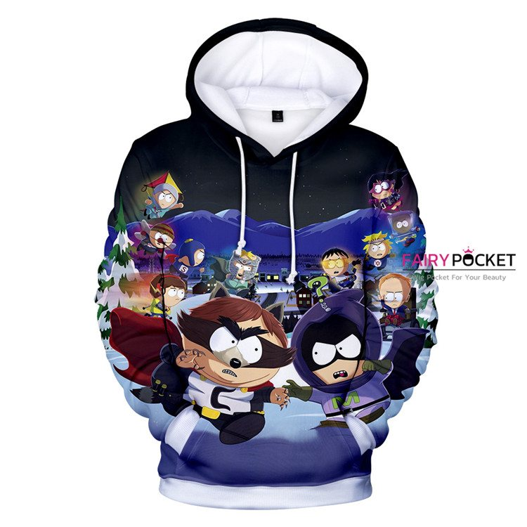 South Park All in One Hoodie