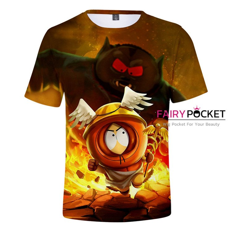 South Park Kenny McCormick T-Shirt