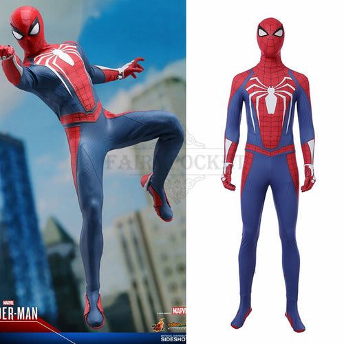 Spider-Man Cosplay Costume - Game