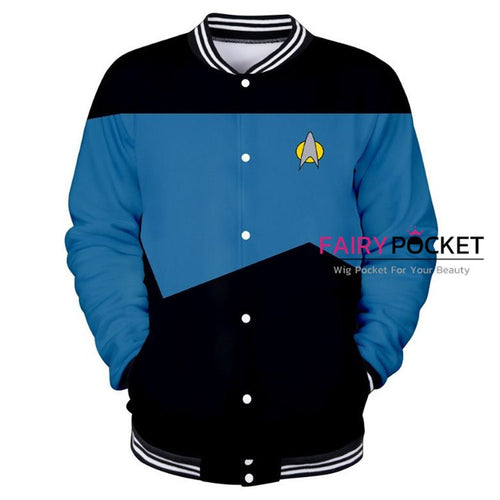 Star Trek Jacket/Coat (3 Colors)