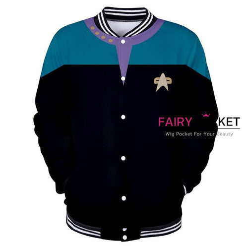 Star Trek Jacket/Coat (3 Colors) - B
