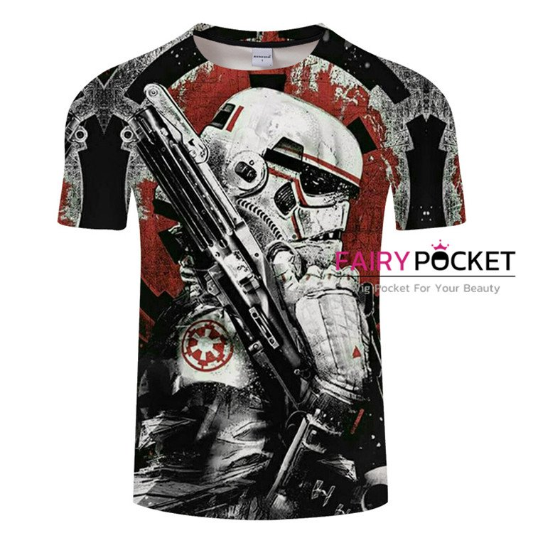Star Wars T-Shirt - C