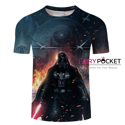 Star Wars T-Shirt - D