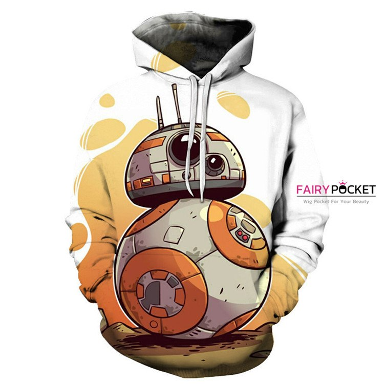 Star Wars: The Force Awakens BB-8 Hoodie