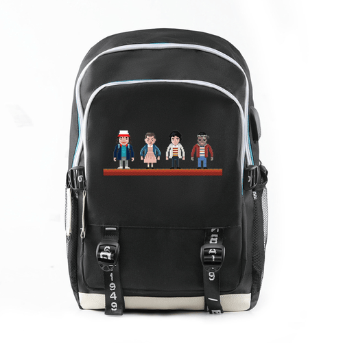 Stranger Things Backpack (5 Colors) - BJ