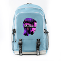 Stranger Things Backpacks with USB Charging Port - BH