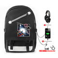 Stranger Things Backpack with USB Charging Port (5 Colors) - BD