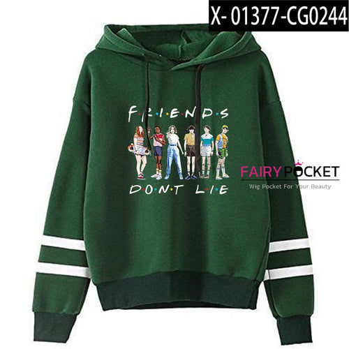 Stranger Things Hoodie (5 Colors) - G