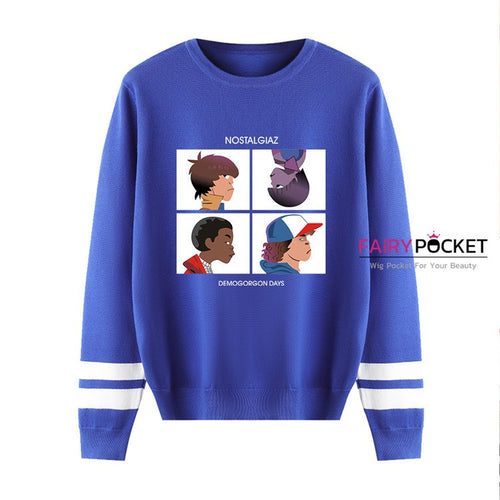Stranger Things Sweater (5 Colors) - AD