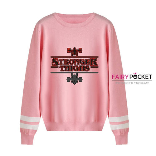 Stranger Things Sweater (5 Colors) - AH