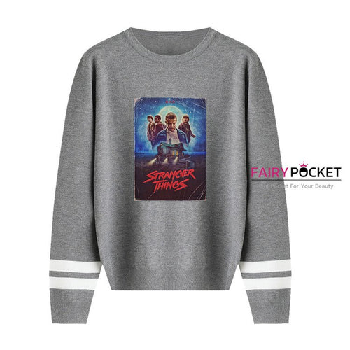 Stranger Things Sweater (5 Colors) - AI