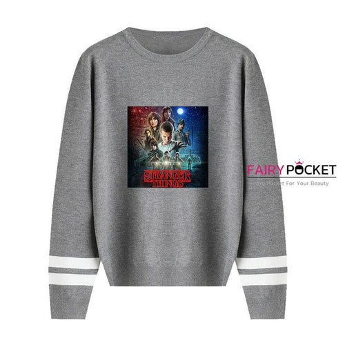 Stranger Things Sweater (5 Colors) - AJ