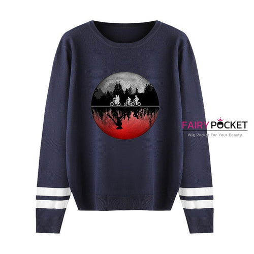 Stranger Things Sweater (5 Colors) - AR