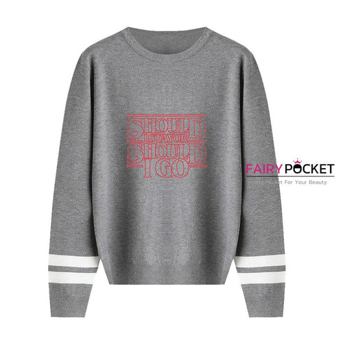Stranger Things Sweater (5 Colors) - AX