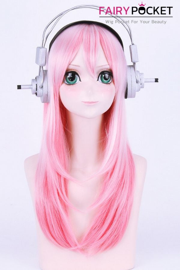 Super Sonico Anime Cosplay Wig