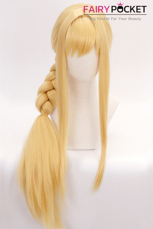 Sword Art Online Alice Zuberg Cosplay Wig
