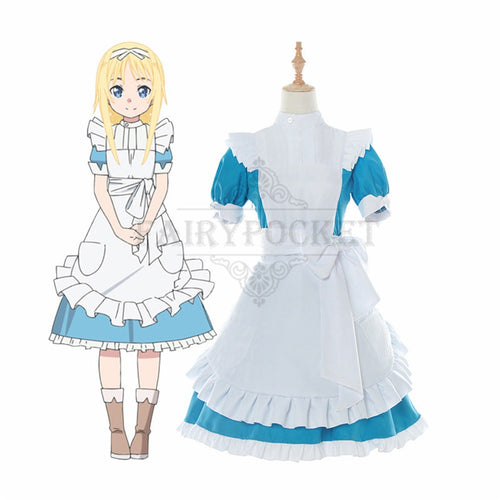 Sword Art Online: Alicization Alice Zuberg Cosplay Costume