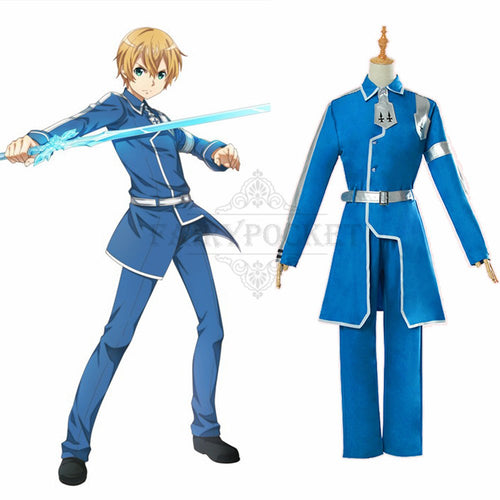 Sword Art Online: Alicization Eugeo Cosplay Costume