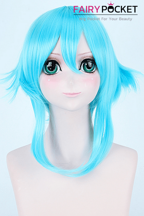 Sword Art Online Asada Shino Anime Cosplay Wig