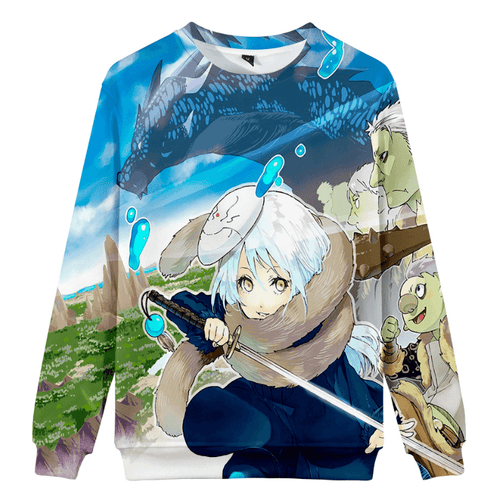 That Time I Got Reincarnated as a Slime Rimuru Tempest Hoodie - T