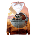 The Mandalorian Baby Yoda Jacket/Coat - G