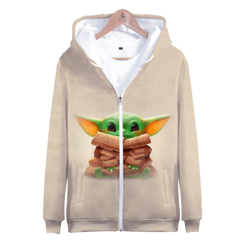 The Mandalorian Baby Yoda Jacket/Coat - H