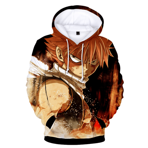The Seven Deadly Sins Anime Hoodie - B