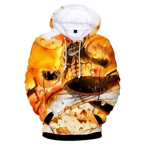 The Seven Deadly Sins Anime Hoodie - H