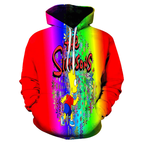 The Simpsons Anime Hoodie - BP