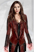 The Avengers: Age of Ultron Scarlet Witch Cosplay Wig