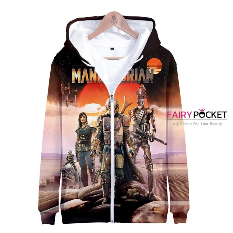 The Mandalorian Jacket/Coat - P