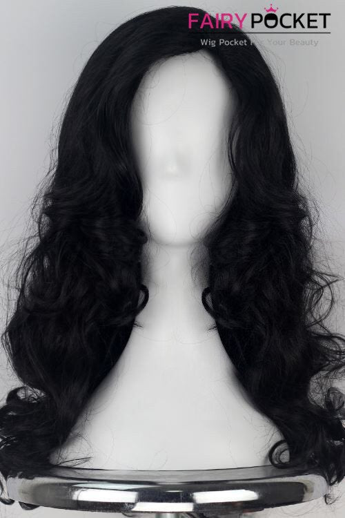 The Witcher 3: Wild Hunt Yennefer Cosplay Wig