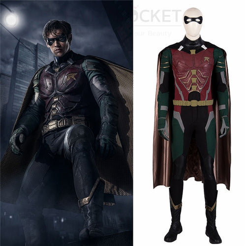 Titans Robin Cosplay Costume