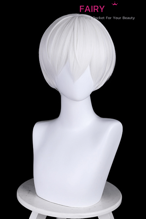 To Your Eternity Fushi Cosplay Wig
