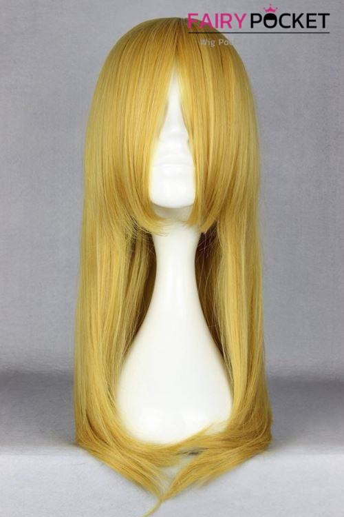Total DramaRama Bridgette Cosplay Wig