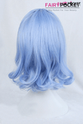Touhou Project Remilia Scarlet Anime Cosplay Wig