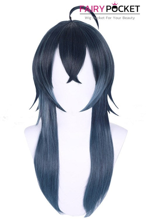 Twisted Wonderland Malleus Draconia Cosplay Wig