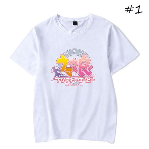 Uma Musume Pretty Derby Anime T-Shirt (5 Colors)