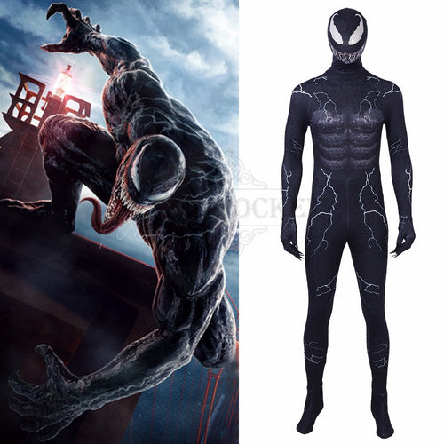 Venom Cosplay Costume