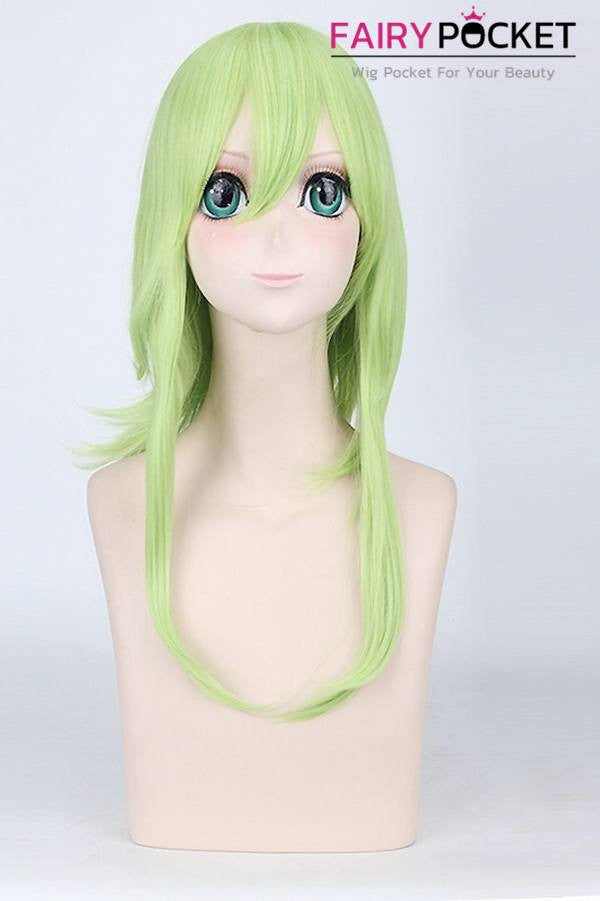 Vocaloid Gumi Anime Cosplay Wig