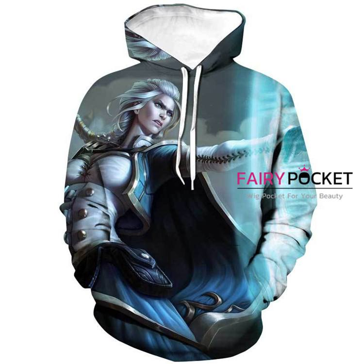 World of Warcraft Hoodie - D