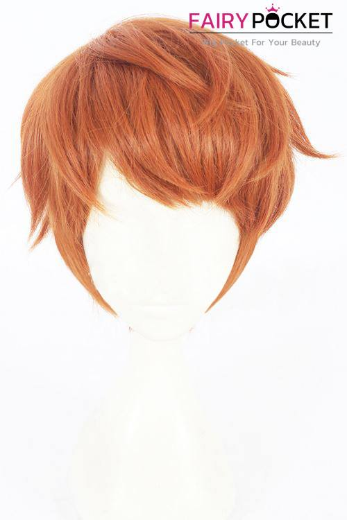 Wotakoi: Love is Hard for Otaku Tarou Kabakura Cosplay Wig