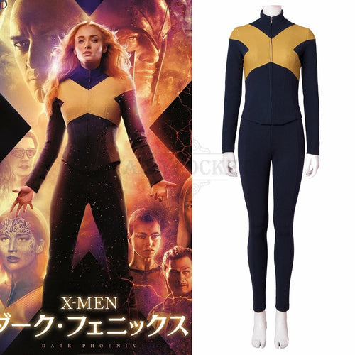 X-Men: Dark Phoenix Cosplay Costume
