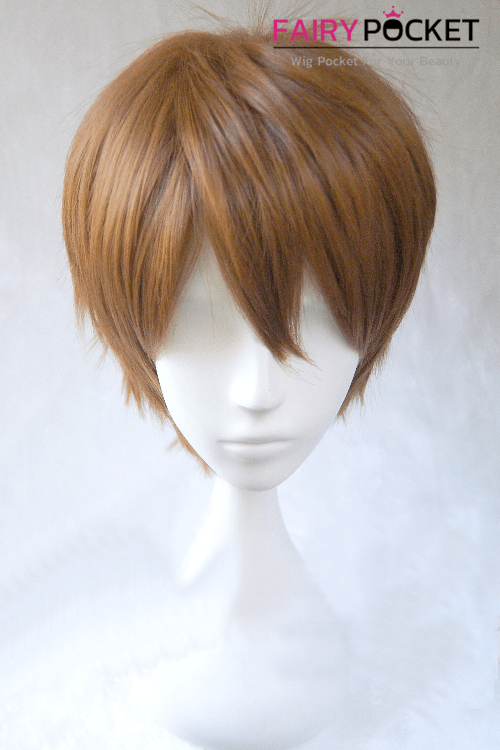 Yu Gi Oh! Duel Monsters Seto Kaiba Cosplay Wig